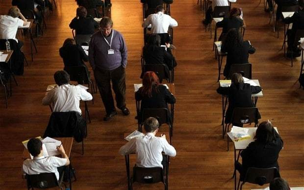How much do our genes dictate our GCSE results?