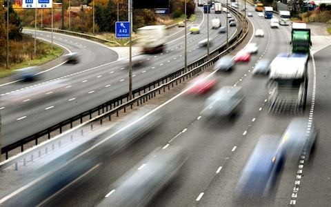 Drivers no longer need the hard shoulder, says Highways England amid criticism of smart motorways