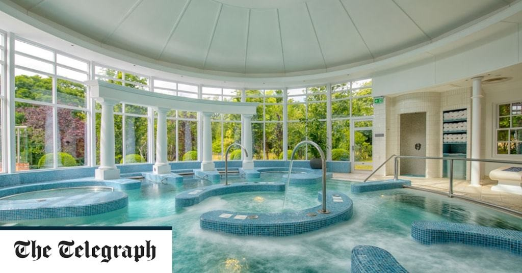 Hotel Hit Squad: After four failed attempts to get there, Chewton Glen – and its sparkling new spa – were worth the wait