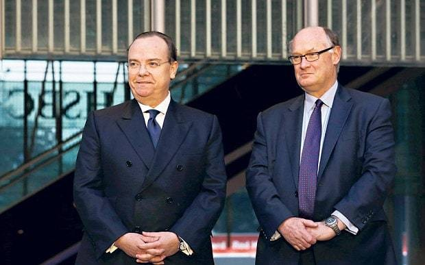 HSBC boss Stuart Gulliver summoned to face MPs after Swiss account details emerge