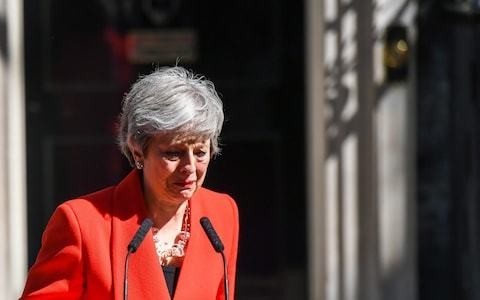 In resigning, Theresa May has finally given the nation what it wants