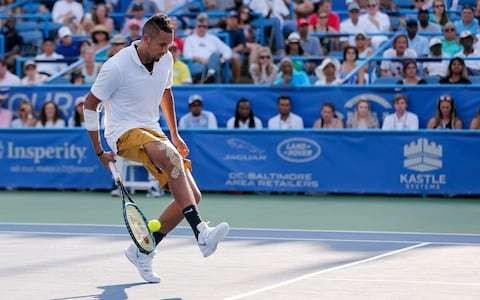 Tennis Podcas: Electrifying Nick Kyrgios wins in Washington. What next?