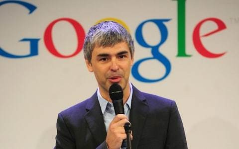Shareholders pressure Google executives after scandalous year