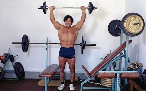 Franco Columbu, world's strongest man in the 1970s who pioneered modern weightlifting and was a friend of Arnold Schwarzenegger – obituary