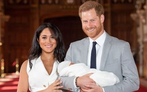Duchess of Sussex says Prince Harry is 'daily inspiration' as they celebrate his 35th birthday