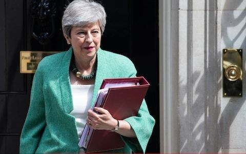 In the dying embers of her premiership, Theresa May is still doing her best to dent the cause of traditional Conservatism