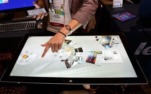 CES 2014: technology's invisible revolution