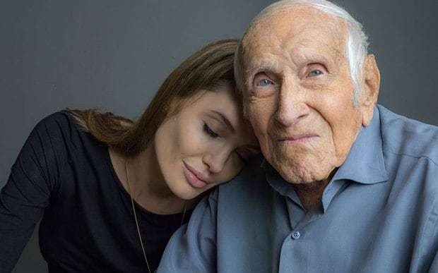 A man unbroken: the hero of Angelina Jolie's new film