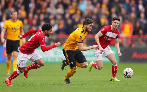Bristol City vs Wolves, FA Cup fifth round: live score and latest updates