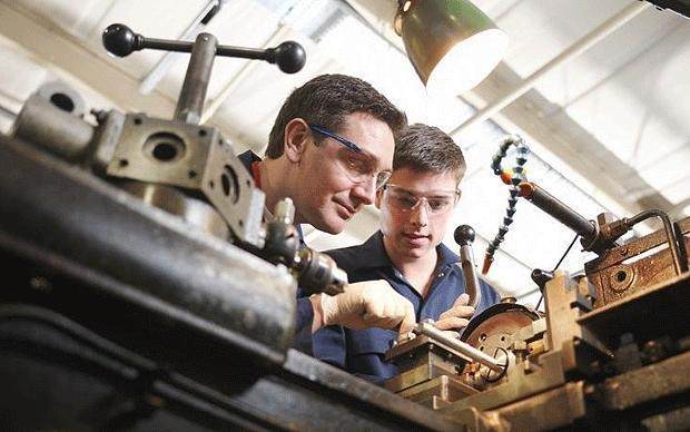 Demand for engineers at record high