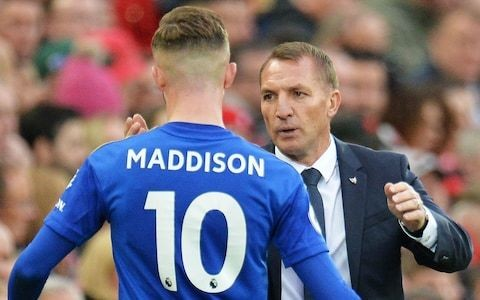 Leicester City will not be selling its key players in January transfer window, insists manager Brendan Rodgers