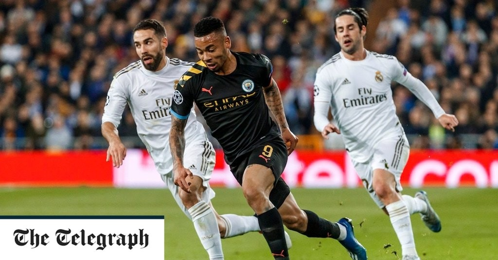 Manchester City vs Real Madrid, Champions League round of 16: What time is kick-off today, what TV channel is it on and what is our prediction?
