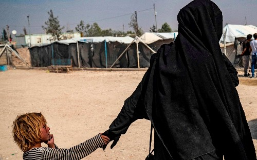Belgium pledges to repatriate children of Isil from Syrian camps, in one of first such decisions