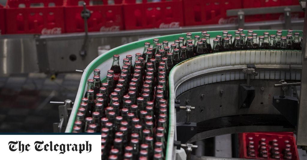 Market report: Coca-Cola HBC fizzes on solid update