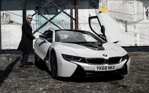 Great British Drives: sampling Cheshire in a BMW i8 won't drive you batty