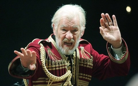 Warmth, wit and wizardry: Ian McKellen at 80