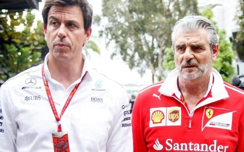 Ferrari may have reached their limit, says Mercedes chief Toto Wolff