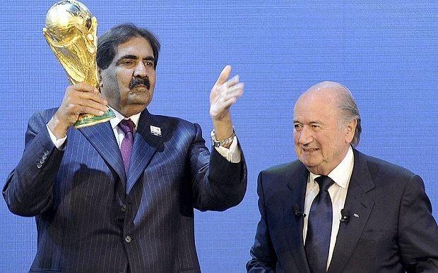 FBI investigating Qatar World Cup bid