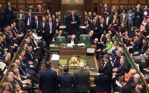 The way forward for MPs is clear - reject the Letwin amendment, pass the deal and get Brexit done