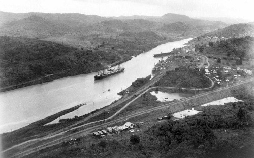 Chile's police thwarted Nazi plot to destroy Panama Canal in second world war, declassified files show