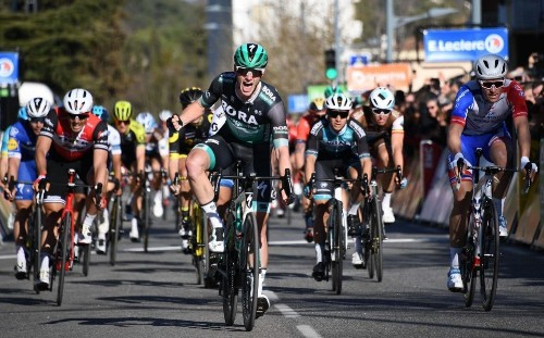 Paris-Nice 2019 – stage six results and standings: Sam Bennett strikes late as Michal Kwiatkowski retains lead