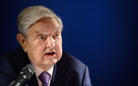 George Soros and other US billionaires call for wealth tax
