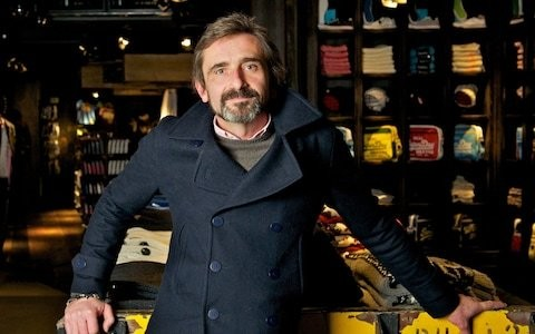 Market report: Superdry shares buoyed by new hire