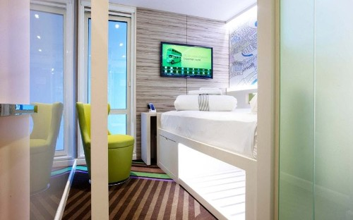 The budget hotels of the future