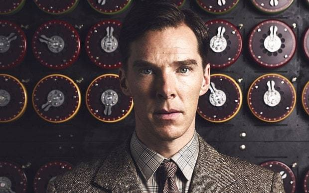 Benedict Cumberbatch on Alan Turing: 'He should be on banknotes'