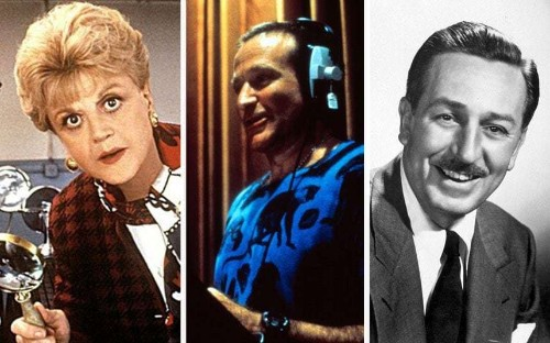 The voices behind Disney's best characters through history