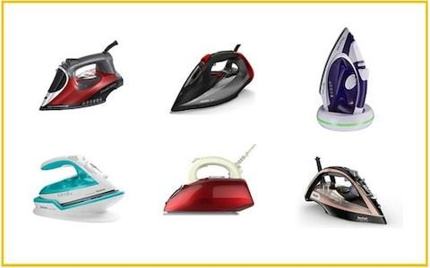 The best steam irons for 2019
