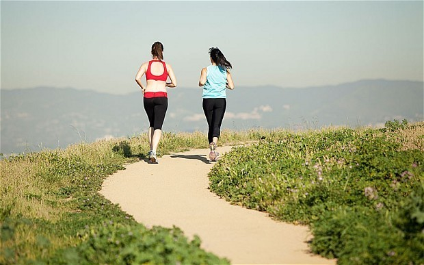 Live Well: Run a few minutes a day to live longer but fist bump your friends to avoid germs