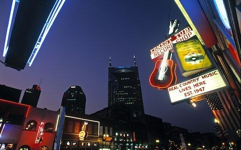 Guitars, bars and country music stars – an expert guide to Nashville