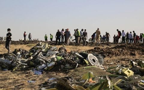 'Pitch up, pitch up': Final moments of Ethiopian Airlines Boeing 737 Max jet before crash