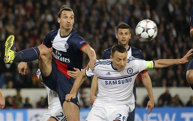 Paris Saint-Germain v Chelsea: how the players rated at the Parc des Princes