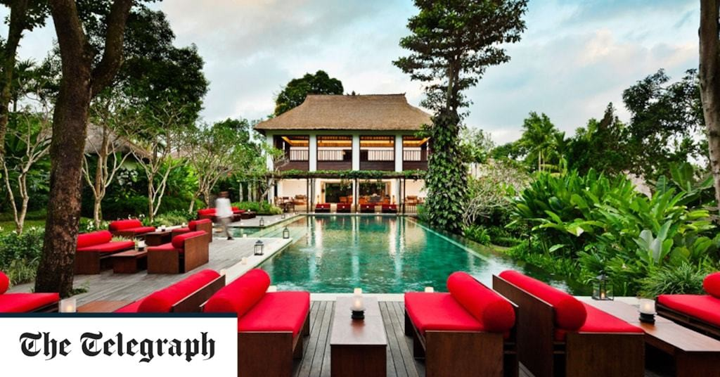 The greatest hotels in Asia