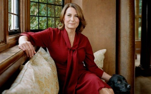 Exclusive: Carole Middleton's first interview: 'Life is really normal - most of the time'