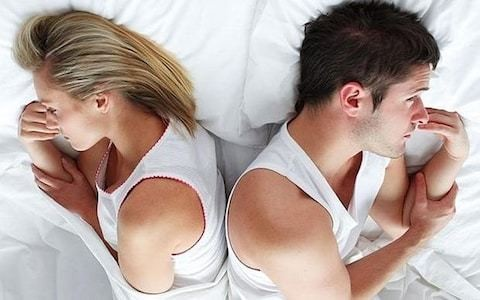 Rise of the sexless marriage as social media brings outside world into privacy of the bedroom