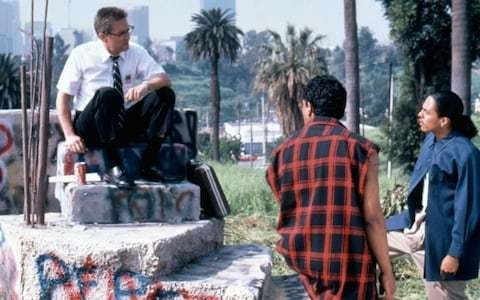 Joel Schumacher's Falling Down: the film that upset just about everybody