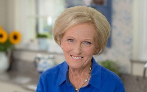 Mary Berry: jelly has no place in a grown-up trifle