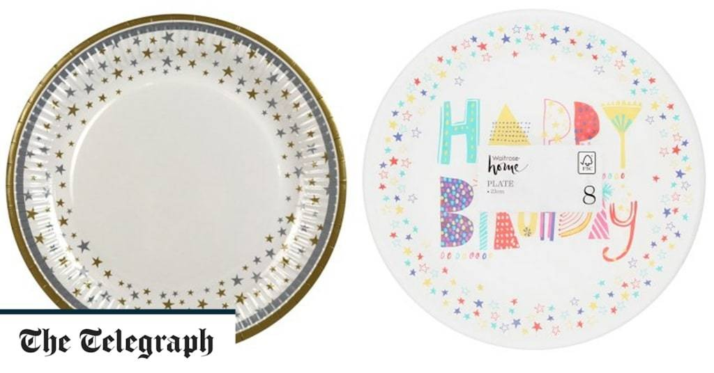 Waitrose overhauls online substitutions after a customer received Happy Birthday plates for a wake