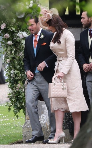 The most stylish looks from Pippa Middleton's wedding