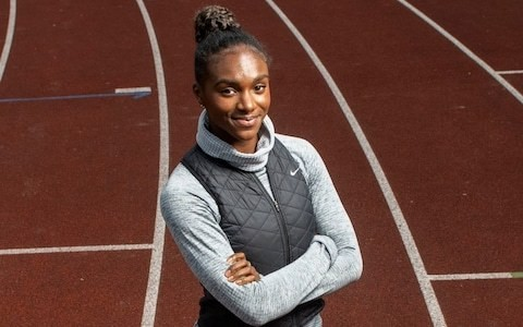 Dina Asher-Smith exclusive interview: 'People ask, were you nervous at the World Championships? I wasn't. I was very, very chilled'