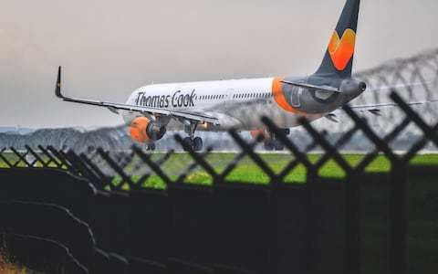 Rivals fear fallout from Thomas Cook failure