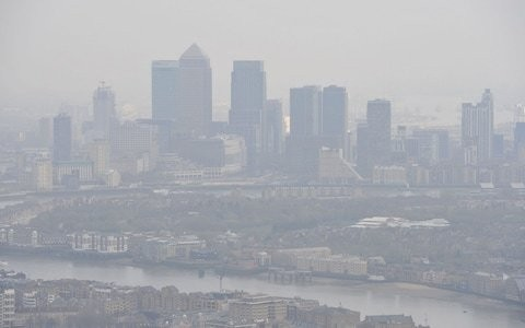 Air pollution linked to psychotic episodes in teens