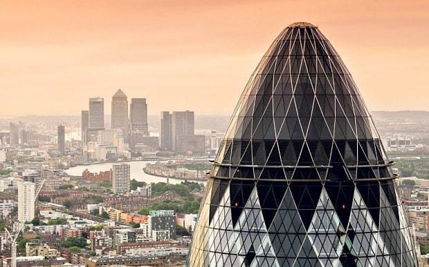 Finance jobs growing across the UK