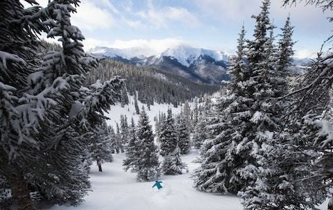 Inside the little-known US ski resort with one of the world's longest winters