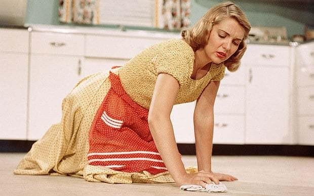 I knew it! Spring cleaning is bad for your family's health