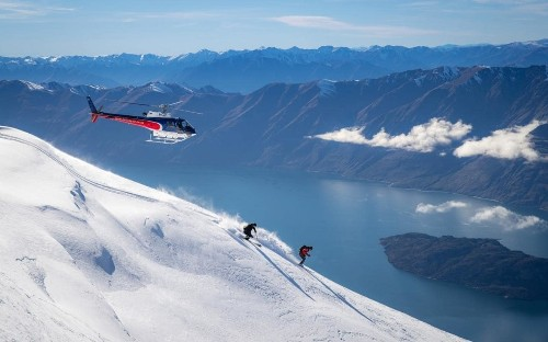 Where's best to heli-ski around the world – a month-by-month guide