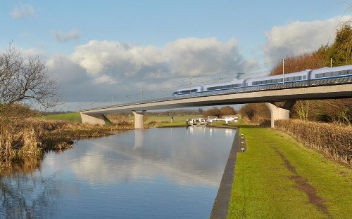 China built its HS2 in two years. Don't let Labour derail ours